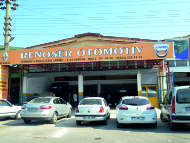 Renoser Otomotiv